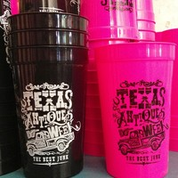 TEXAS ANTIQUES WEEK CUPS - Junk GYpSy co.