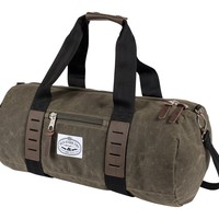 Classic Cotton Canvas Carry-On Duffel