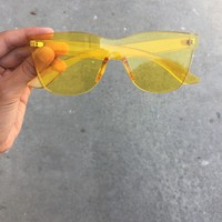 Inner Peace Square Lens Sunnies