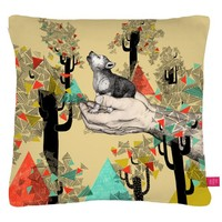 Found You There Cushion | LA LA LAND