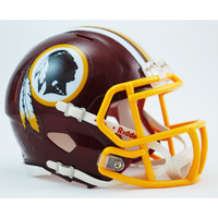 Washington Redskins NFL Mini Speed Football Helmet