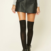 Over-The-Knee Socks - 2 Pack
