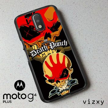 Five Finger Death Punch Z3324 Motorola Moto G4 Plus Case