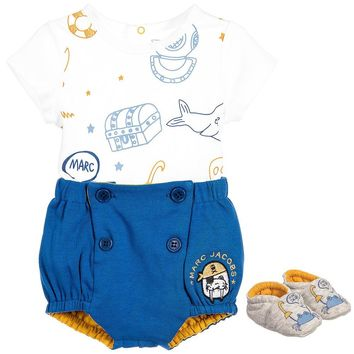 Little Marc Jacobs Baby Boys Under The Sea Gift Set
