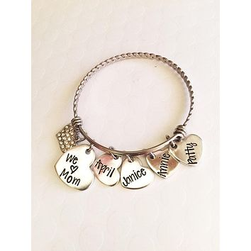 Mother's Jewelry - Grandmother's jewelry - Name