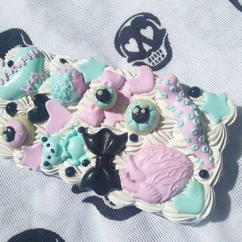 Creepy Pastel Goth Phone Case