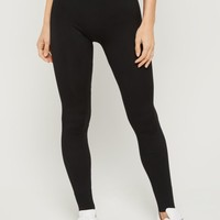 Charcoal Gray Seamless High Rise Legging | Leggings | rue21