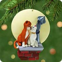 Disney - Aristocats - 2001 Hallmark Ornament