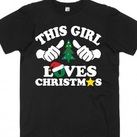 Black T-Shirt | Cute Christmas Gifts