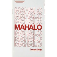 Mahalo Case for iPhone 6/6S/7