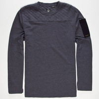 Volcom Frizzen Mens T-Shirt Graphite  In Sizes