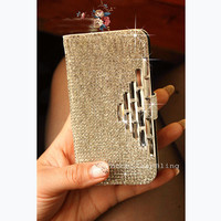 iphone 4 wallet iphone 5 wallet iphone 4 case by iPhone5CaseBling