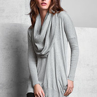 Multi-way Tunic Sweater - A Kiss of Cashmere - Victoria's Secret