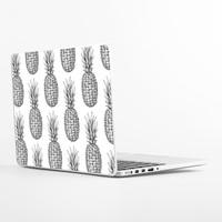 I Love Pineapple Laptop Skin