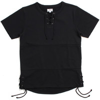 Cut-Off Hockey Jersey Black