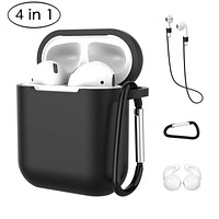 ADH 4 In 1 Earphone for Apple Air Pods Bluetooth Wireless
