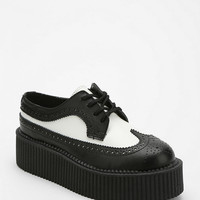 Urban Outfitters - T.U.K. Two-Tone Wingtip Creeper