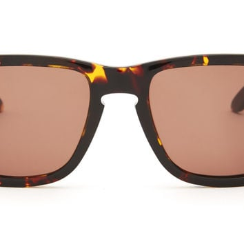 RILEY - TORTOISE FRAME - BROWN POLARIZED LENS