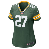 Nike NFL Green Bay Packers (Eddie Lacy) Women's Football Home Game Jersey