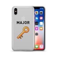 Major - Clear TPU Case Cover