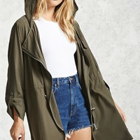 Asymmetrical Zippered Jacket