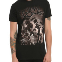 My Chemical Romance The Black Parade T-Shirt