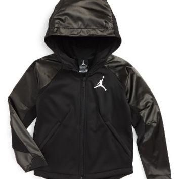 Jordan Shield 360 Therma Fleece Zip Hoodie (Little Boys) | Nordstrom