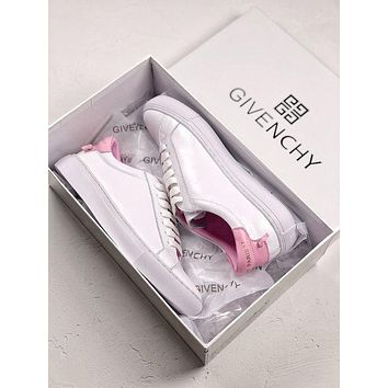 Givenchy Woman Fashion Casual Leather Old Skool Flats Shoes