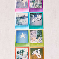 Impossible X UO Rainbow Metallic Polaroid 600 Instant Film | Urban Outfitters