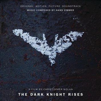 Hanz Zimmer - The Dark Knight Rises LP