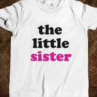 THE LITTLE SISTER T-SHIRT