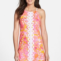 Women's Lilly Pulitzer 'Annabelle' Cotton A-Line Dress,