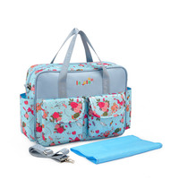Fashion Mommy Diaper Bag Large Capacity Multi-functional Maternity Bag Pregnant Women Backpack Baby Diaper Bag