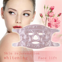 Gel Soft Slim Face Facial Beauty Mask Massage Magnetic Wrinkle Therapy Health Care