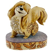 Jim Shore Flirtatious Peg Figurine