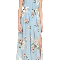 BP. Floral Print Maxi Dress | Nordstrom