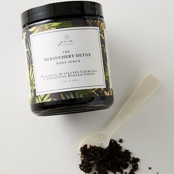 Prim Botanicals The Debauchery Detox Body Scrub