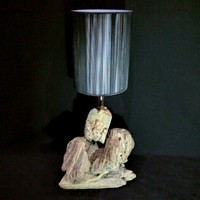 BoGaLeCo.com / Ligths / Lamps / driftwood / Wood lamp attraction