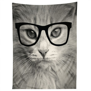 Allyson Johnson Hippest Cat Tapestry