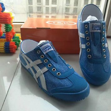 onitsuka tiger all match fashion casual unisex sneakers couple running shoes