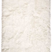 Faux Sheepskin Area Rug - Shag Rugs - Synthetic Rugs - Rugs | HomeDecorators.com
