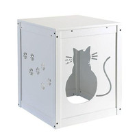 Night Stand Litter Box Cover