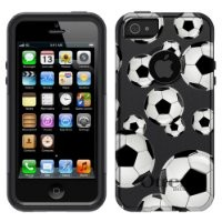 Otterbox Commuter Soccer Balls Case for iPhone 5