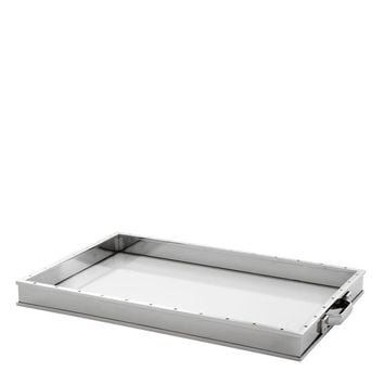 Silver Tray | Eichholtz Trouvaille