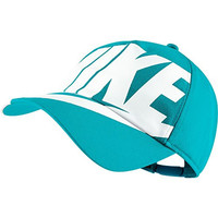 Nike Womens Futura Exploded H86 Hat Omega Blue/White