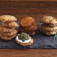 Linda's Gourmet Mini Latkes, Assorted Flavors | Williams-Sonoma