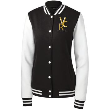 Virtuous Chicks Rock Letterman Jacket