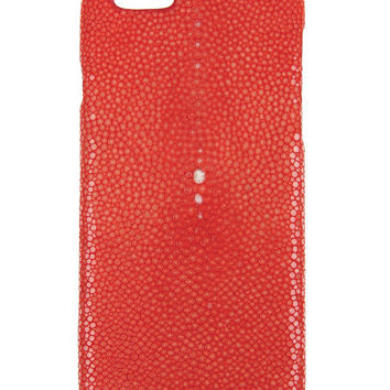 IPhone 6S+ / 6+ Case Galluchat red