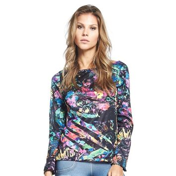 Color Long Sleeve