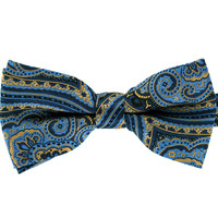 Tok Tok Designs Pre-Tied Bow Tie for Men & Teenagers (B32)